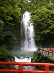 箕面大滝1