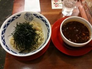 亀王つけ麺