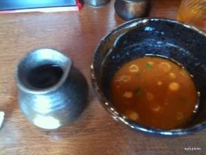 よかにせスープ割り