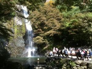 箕面大滝2010.11.06