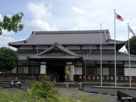 島本町立歴史文化資料館(旧麗天館)