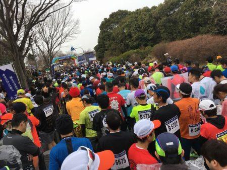 寝屋川ハーフマラソン